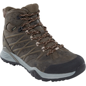 The North Face Hedgehog Hike II Mid GTX Shoes Men brown
